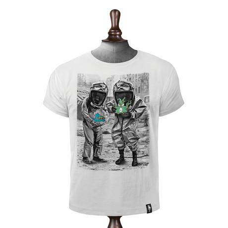 Mutations T-shirt // Vintage White (XS)