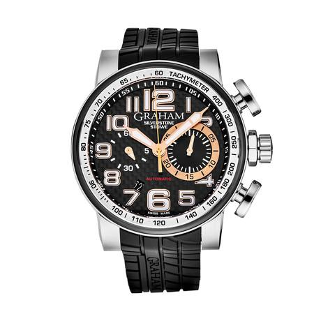 Graham Silverstone Chronograph Automatic // 2BLDZ.B12C // Store Display