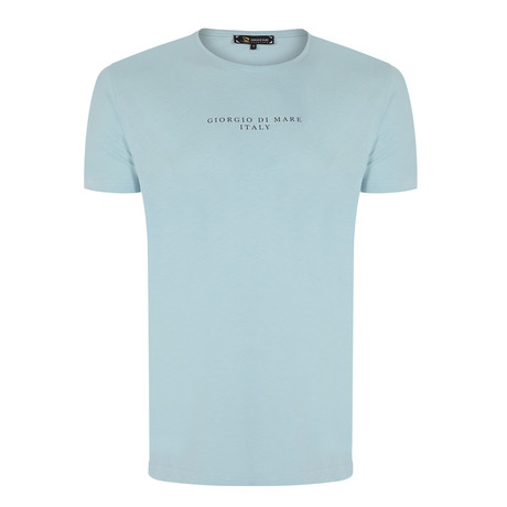 Heath T-Shirt // Blue (XS)