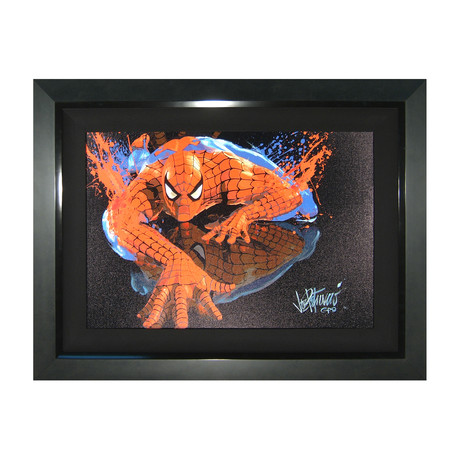 Spiderman by Joe Petruccio // Artist Signed