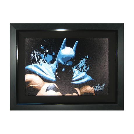 Batman by Joe Petruccio // Artist Signed