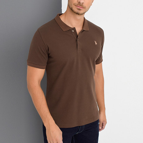 Ken Polo // Brown (Small)