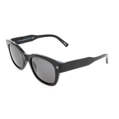 Men's EZ0087 Sunglasses // Shiny Black
