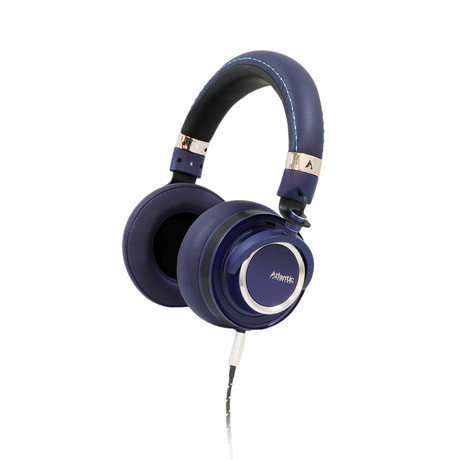 FS-HR280 // High-Fidelity Over-Ear Quad-Driver Headphones