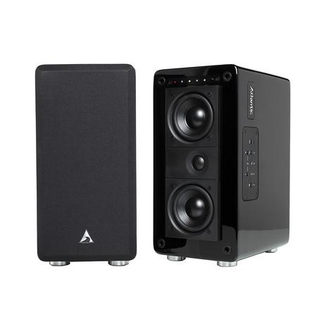 FS-252 // SKAA Wireless Active Bookshelf Speakers