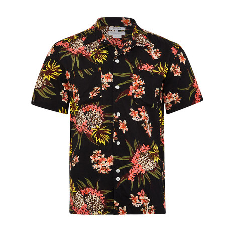 Pineapple Shirt // Black (S)