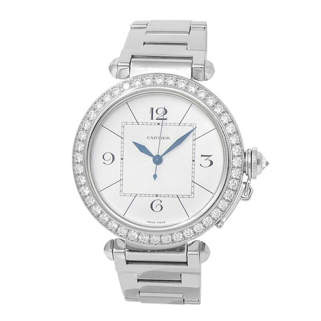 Cartier Pasha Automatic // WJ1202M9 // Pre-Owned