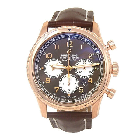 Breitling Navitimer Chronograph Automatic // RB0117 // New