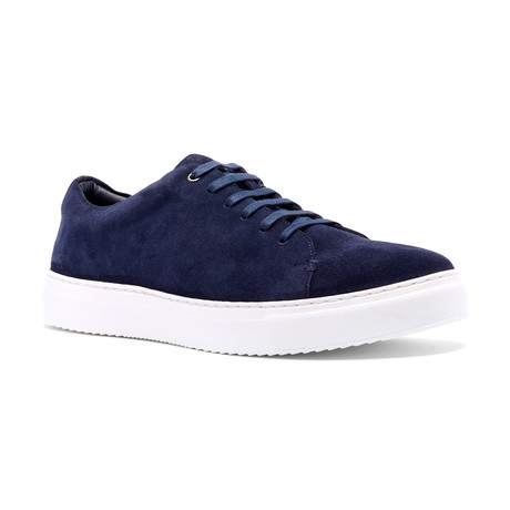 Jimmy Low-top Sneaker // Navy Blue (US: 7.5)