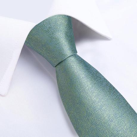 Mirelle Handmade Silk Tie // Mint