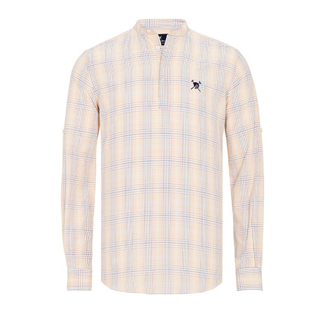 Auden Cavill // Patrick Button-Up Shirt // Yellow (3XL)