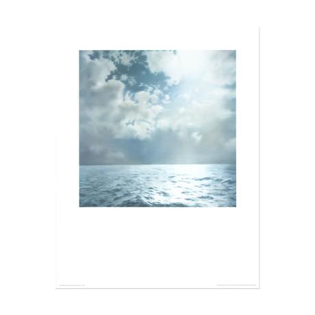 Seascape (No Text) // Gerhard Richter
