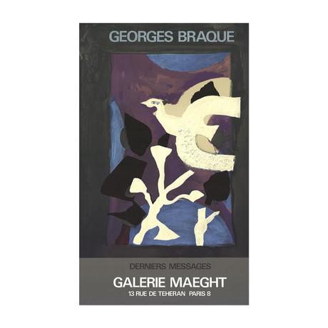 Affiche #102 // Georges Braque
