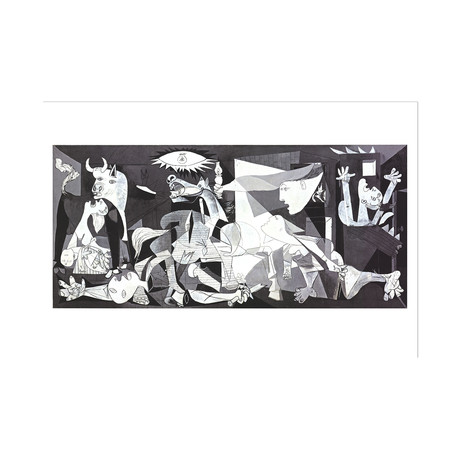 Guernica // Pablo Picasso