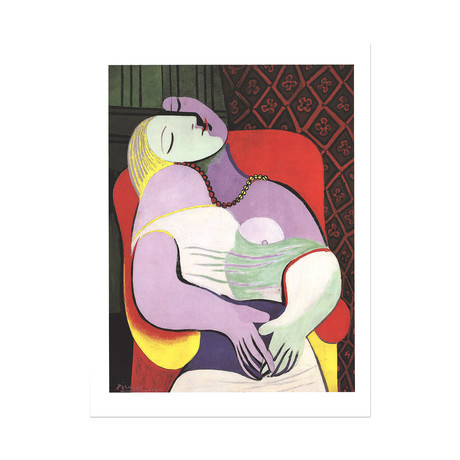 Le Reve (Marie Therese) // Pablo Picasso