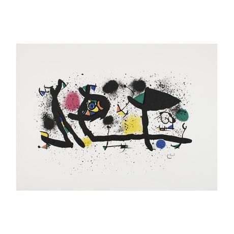 Sculpture // Joan Miro