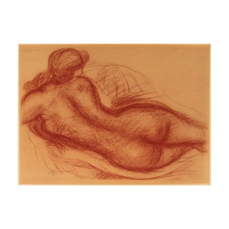 Nude // Aristide Maillol
