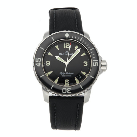 Blancpain Fifty Fathoms Automatic // 5015-1130-52B // Pre-Owned