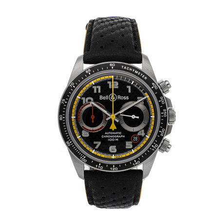 Bell & Ross Chronograph Automatic // BR V2-94 R.S.18 / SCA // Pre-Owned