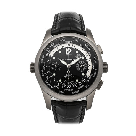 Girard-Perregaux WW.TC Chronograph Automatic // 49800.0.21.6046 // Pre-Owned
