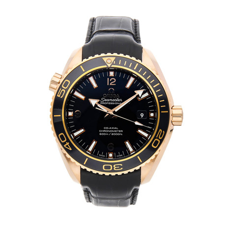 Omega Seamaster Planet Ocean Automatic // 232.63.46.21.01.001 // Pre-Owned