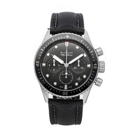 Blancpain Fifty Fathoms Bathyscaphe Chronograph Automatic // 5200-1110-B52A // Pre-Owned