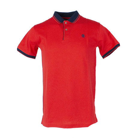 Elijah Polo // Red (S)