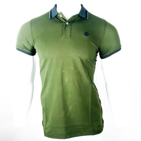Jackson Polo // Green (S)