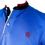 Maverick Polo // Blue (2XL)