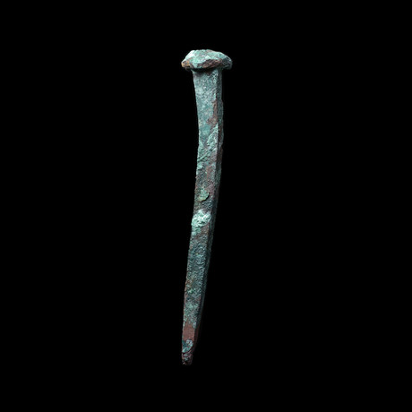 Roman Bronze Spike from the Holy Land