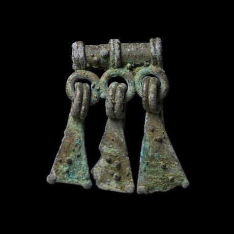 Viking Bronze Axe Pendant // c. 8th century AD