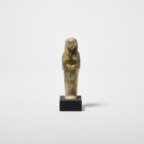 Ancient Egyptian Ushabti //  1075 - 945 BC
