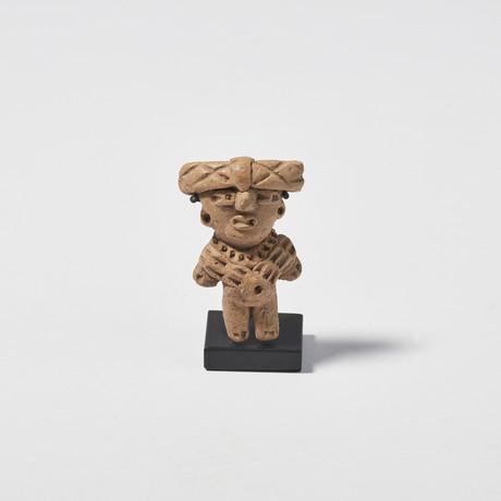Michoacan Pregnant Woman Figure // 1000-500 BC