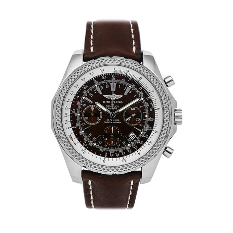 Breitling Bentley Motors Chronograph Automatic // A2536212/Q502 // Pre-Owned