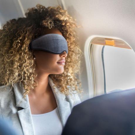 Dreamlight Heat Smart Sleep-Aid Mask // Lite