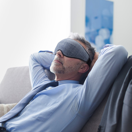 Dreamlight Heat Smart Sleep-Aid Mask // Mini