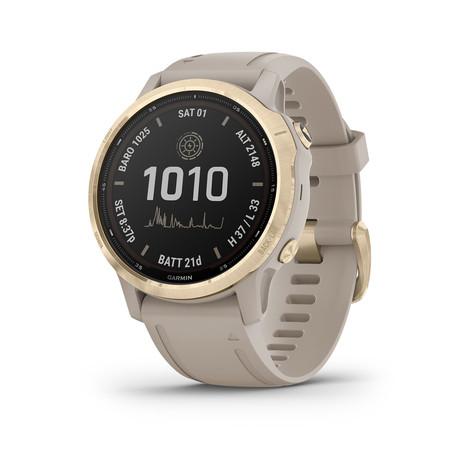 Garmin fēnix 6S Pro Solar Watch // 010-02409-10