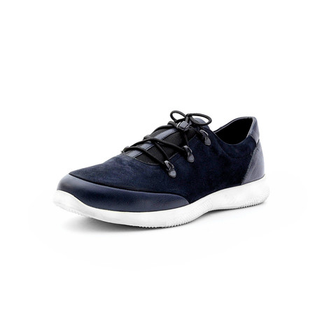 Glenn Low Top Sneakers // Navy Blue (Euro: 40)