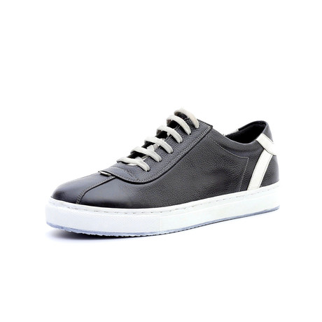 Xander Low Top Sneakers // Black (Euro: 40)