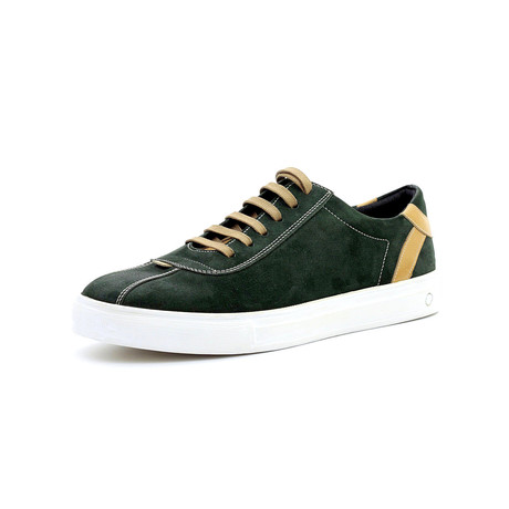 Lucas Low Top Sneakers // Green (Euro: 40)