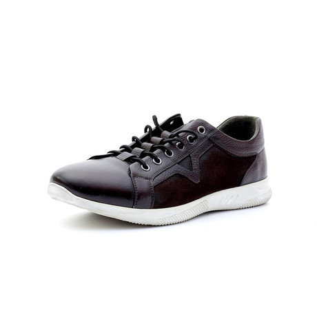 Alex Low Top Sneakers // Burgundy (Euro: 40)