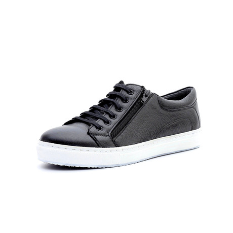 Hamza Low Top Sneakers // Black (Euro: 40)