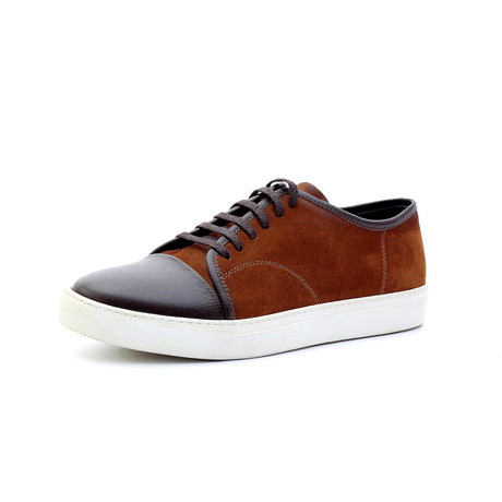 Steven Low Top Sneakers // Cinnamon (Euro: 40)