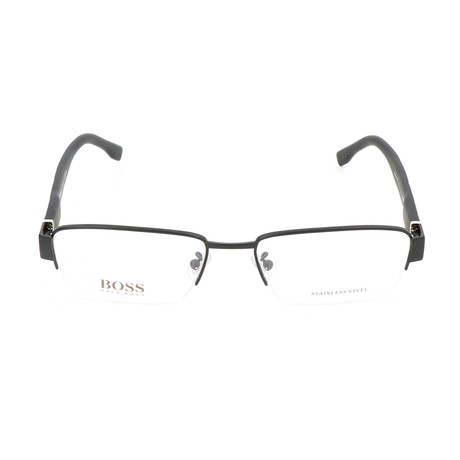 Men's 0857-94X Optical Frames // Matte Black
