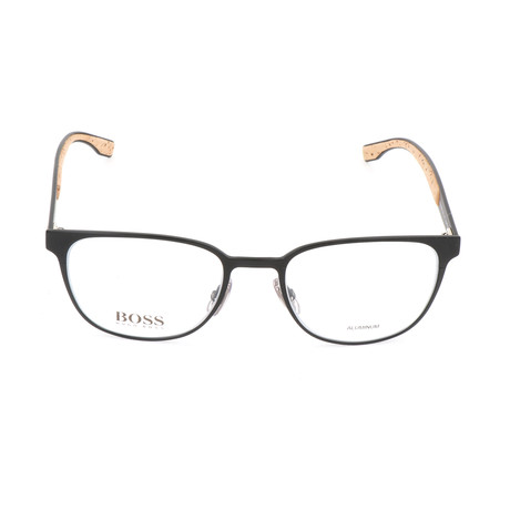 Men's 0885-0S2 Optical Frames // Matte Black