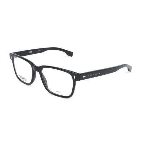 Men's 0957-807 Optical Frames // Black