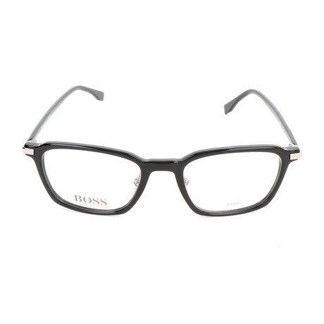 Men's 0910-807 Optical Frames // Black