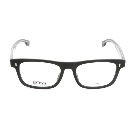 Men's 0928-003 Optical Frames // Matte Black