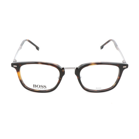 Men's 1057-086 Optical Frames // Dark Havana
