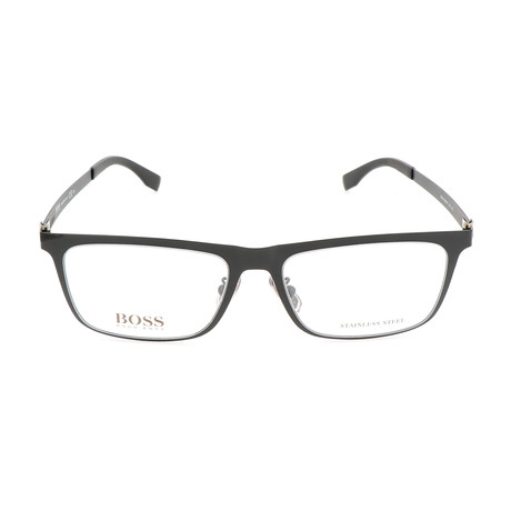 Men's 0862-003 Optical Frames // Matte Black